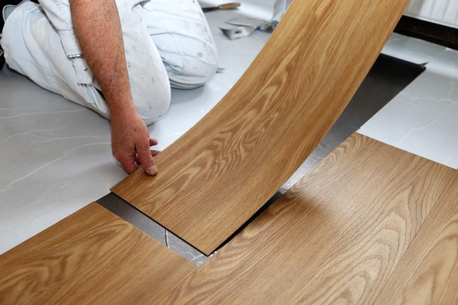 Choosing The Type of Vinyl Flooring